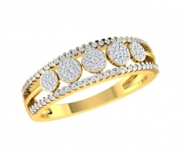 Diamond Ring for Woman- Vintage Ring