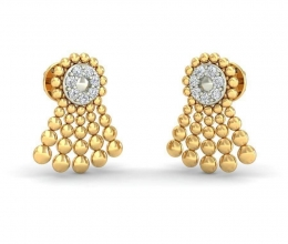 Vintage earrings for women