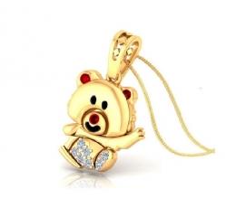 Designed pendant