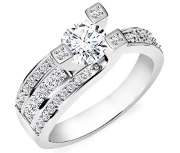 engagement ring bands